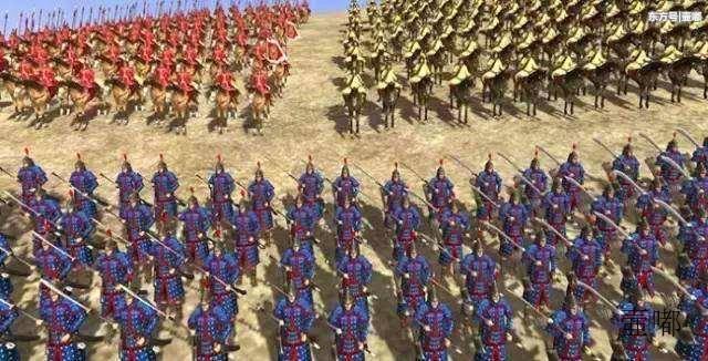八旗鐵騎最窩囊的一戰,600人打不過12人,雙方陣亡比400:0