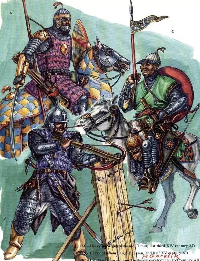 德里之战:帖木儿帝国军队的北印度战记