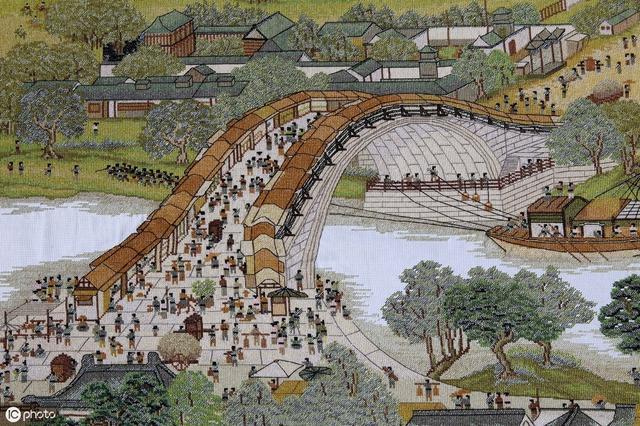 北宋的縮影—《清明上河圖》繁華背后的盛世憂患