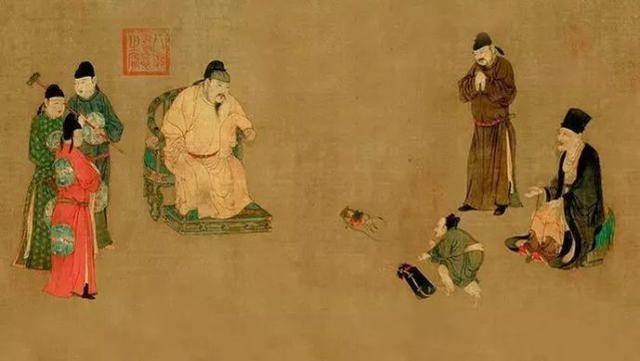 唐朝開元年間的一場蝗災