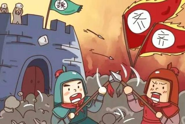 """""""围魏救赵""""中,齐国为何延迟一年才派兵救援赵国呢?"""