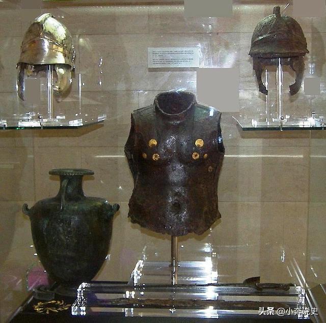 亞歷山大大帝依靠它征服世界,古希臘的重裝步兵是如何出現的?