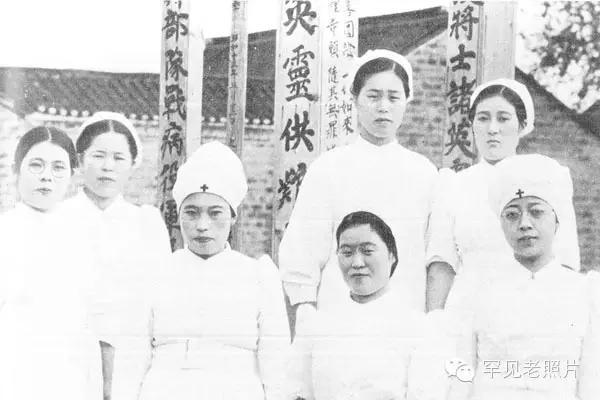 日本人鏡頭下的慰安婦與護士