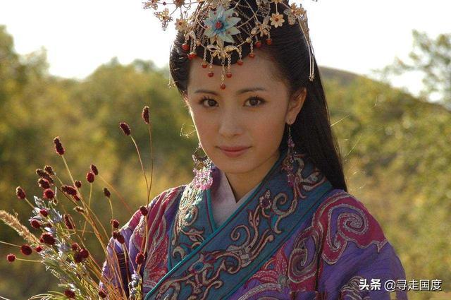 昭君出塞,平沙落雁,一个伟大而悲情的女人