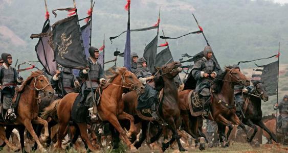 大漢帝國的那些事兒之六,數十萬囚徒現世,為了秦軍精銳