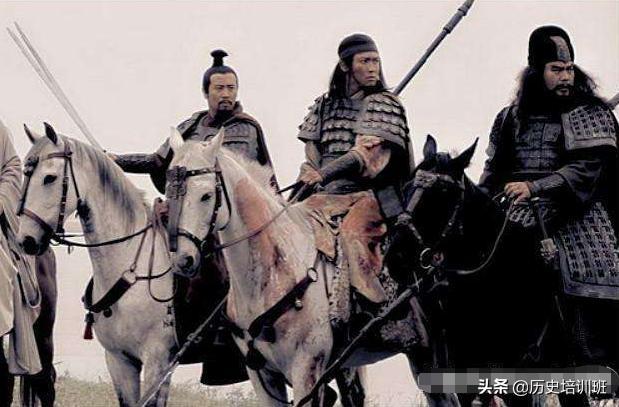 三国时期的铁三角,关张二人如此跟随刘备,难道真是靠兄弟情义?