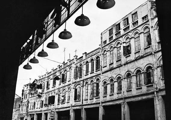 影像记忆 | 1990年的海南老街头(一)