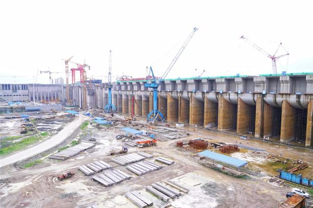 投资三百多个亿历时九年的大藤峡水利工程