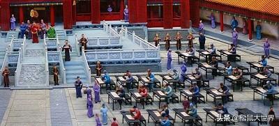 科普古代科舉考試作弊,得掉多少官員的腦袋?