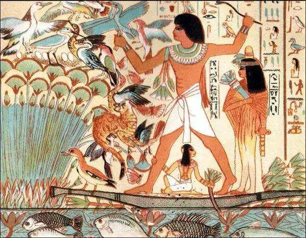 在古代埃及,土地的繼承方式,都有哪幾種呢?