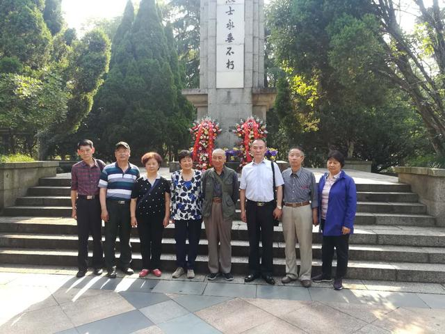 解放南昌渡河战斗遗址揭牌仪式在昌举行