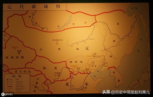 雄霸東四省200年,威震歐亞的契丹人,族源是鮮卑還是匈奴遺種?