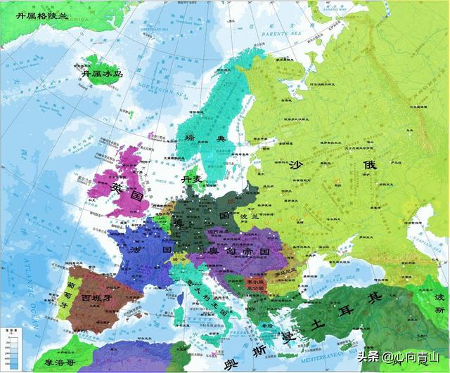 一战的导火线发生在巴尔干半岛,德国为何首先进攻的却是比利时?