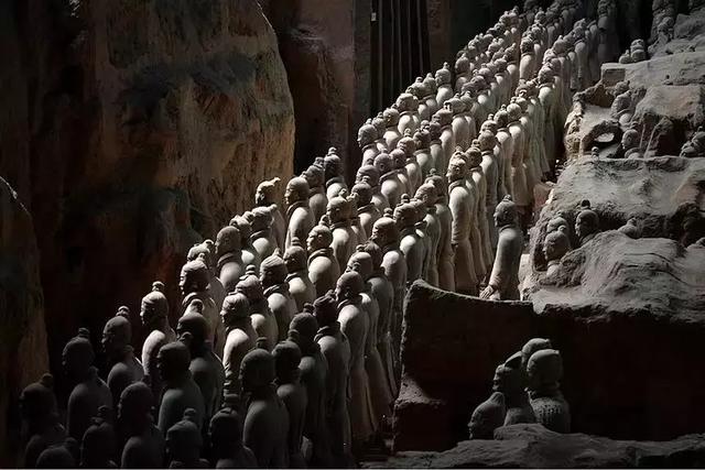 中國十大最美博物館之秦始皇兵馬俑:中國人的平行世界