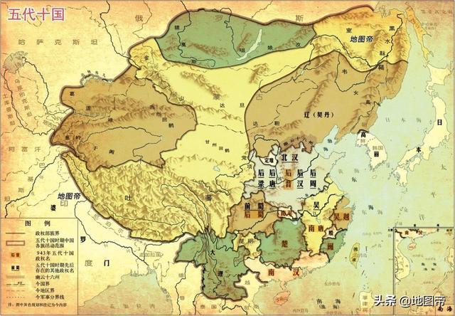 柴榮為何不先滅南唐,而是向北進攻最強的契丹?