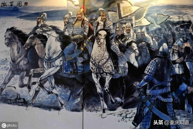 重慶歷史名人--王堅